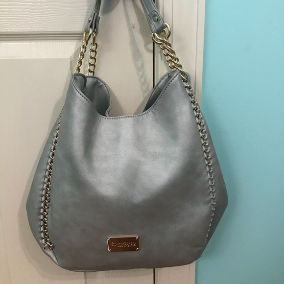 fb11c8be7a1 bebe Bags | Colette Triple Entry Faux Leather Handbag | Poshmark